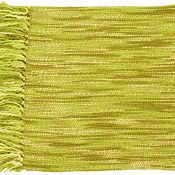Barlow Throw - Citrus Green/Ivory