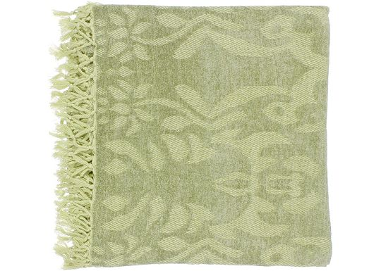 Accessories - Tivoli Throw - Fern