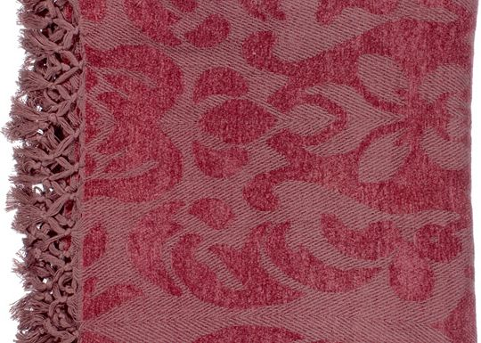 Accessories - Tivoli Throw - Red