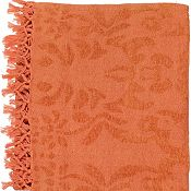 Tivoli Throw - Orange Spice