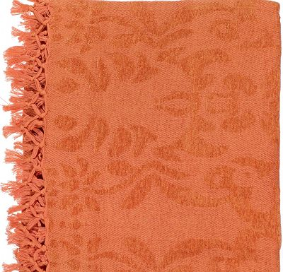 Accessories - Tivoli Throw - Orange Spice