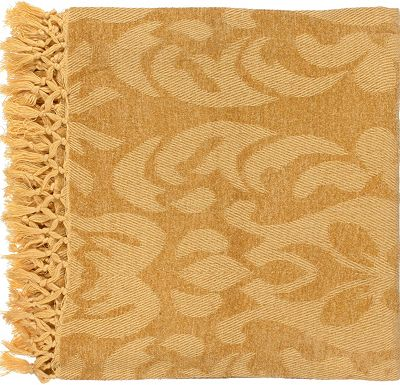 Accessories - Tivoli Throw - Golden