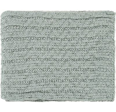 Accessories - Napa Throw - Light Blue