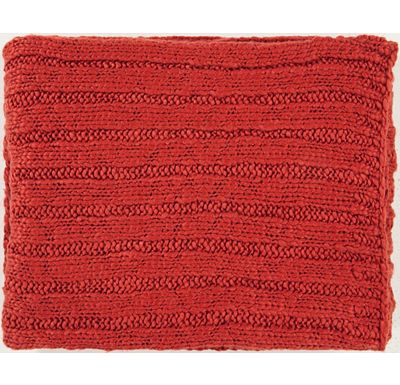 Accessories - Napa Throw - Rust Red