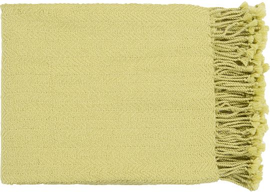 Accessories - Cunningham Throw - Lime