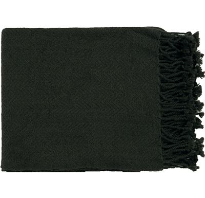 Accessories - Cunningham Throw - Black