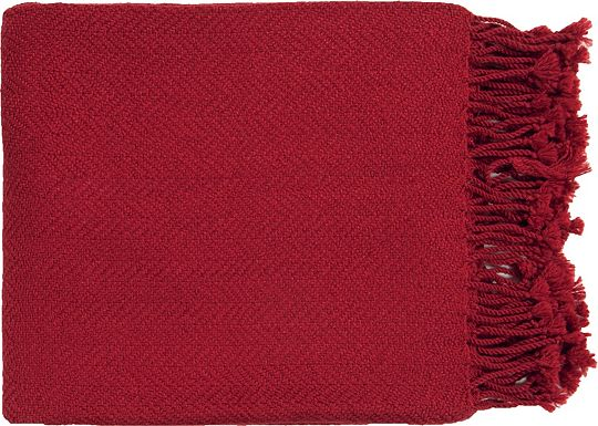 Accessories - Cunningham Throw - Red