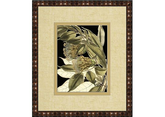 Accessories - Custom Tranquil Tropical Leaves VI