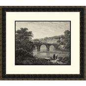 Antique Black Canoby Bridge