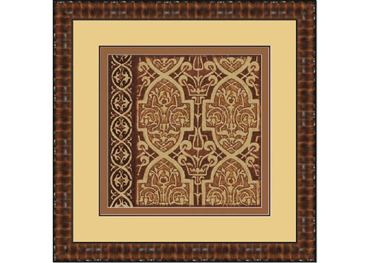 Accessories - Henna Arabesque I