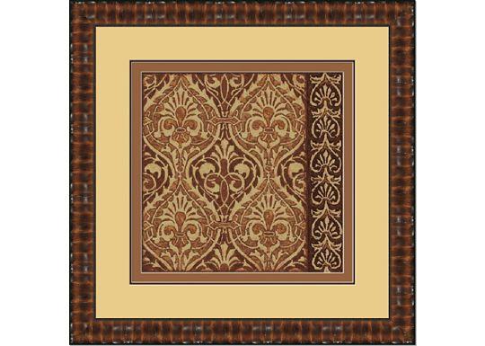 Accessories - Henna Arabesque II