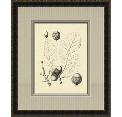 Accessories - Antique Oak Leaves I