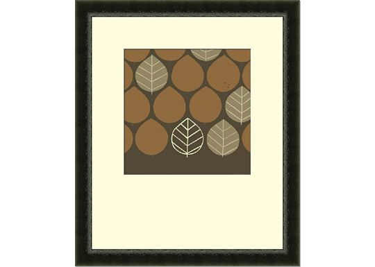 Accessories - Set of 2 Custom Forest Motif (Brown)