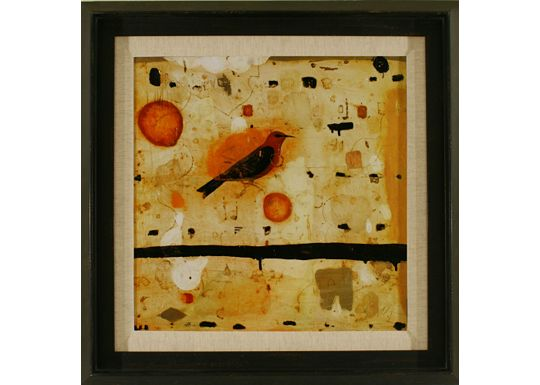 Accessories - Orange Tanager