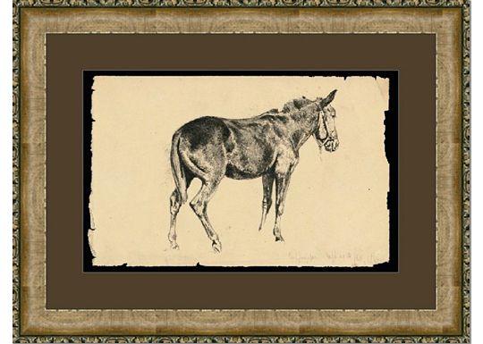 Accessories - Equine Study I