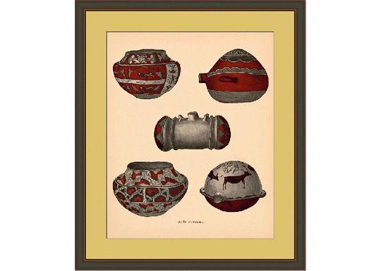 Accessories - Zuni Pottery