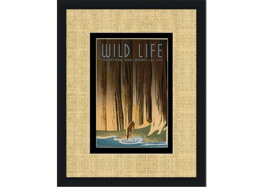 Accessories - Vintage Green - Wild Life