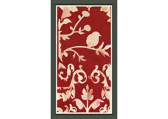 Accessories - Nature Silhouette on Linen II