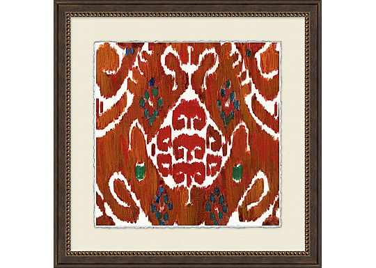 Accessories - Ikat Pattern G