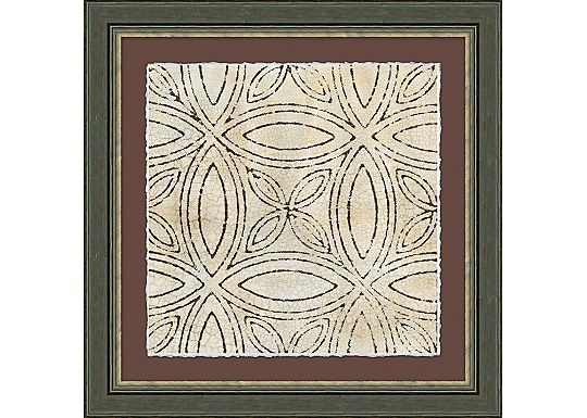 Accessories - Crackled Ornamental III