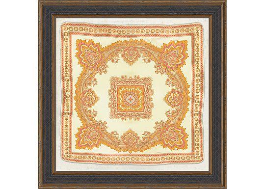Accessories - Vintage Silk Handkerchief II
