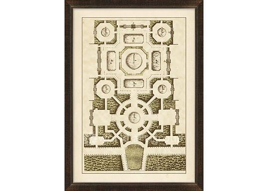 Accessories - Garden Maze Series C