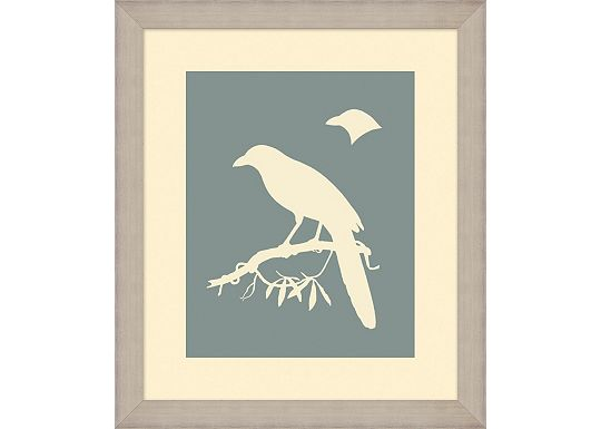 Accessories - Bird Silhouette I