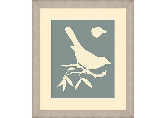 Accessories - Bird Silhouette II