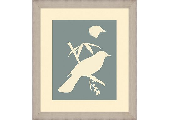 Accessories - Bird Silhouette IV