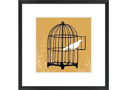 Accessories - Birdcage Silhouette II