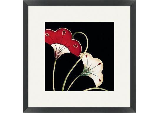 Accessories - Custom Lotus Arabesque in Red IV