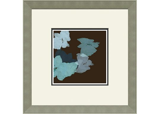 Accessories - Blue and Brown Seaweed A