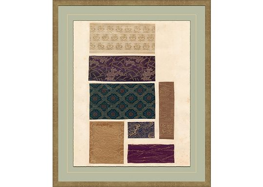 Accessories - Textiles F