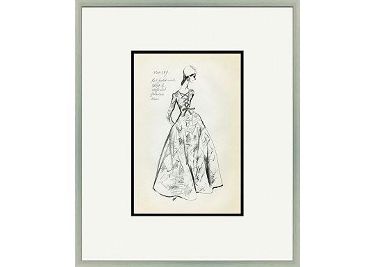 Accessories - Fashion Sketches C