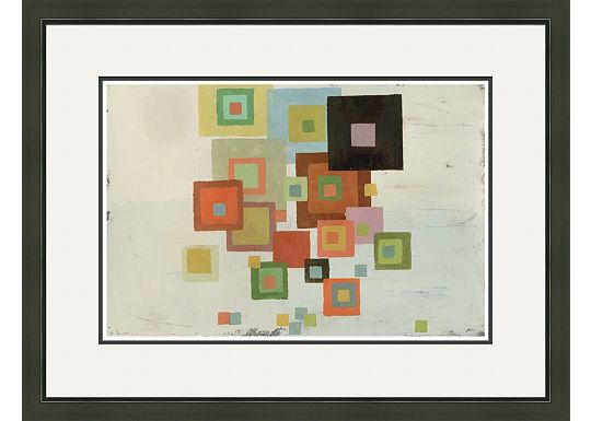 Accessories - Large Skinner Abstracts B