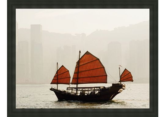 Accessories - Hong Kong Harbor