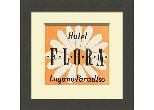 Accessories - Hotel Flora