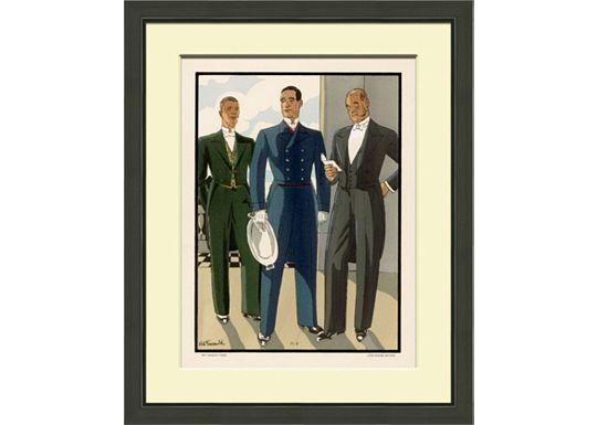 Accessories - Retro New York Doormen A