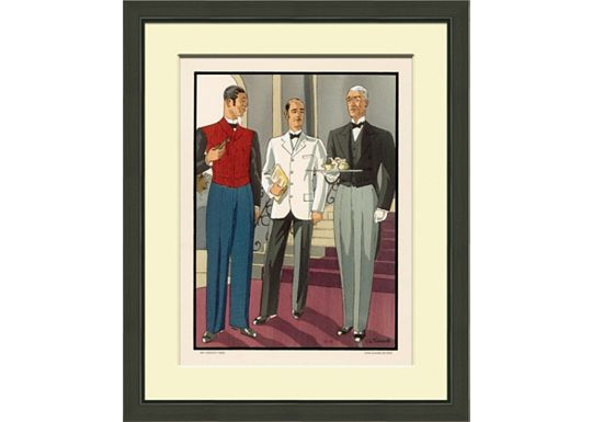 Accessories - Retro New York Doormen C
