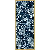 Indigo Blue Designs for Kimono in Navy A