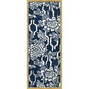 Indigo Blue Designs for Kimono in Navy B