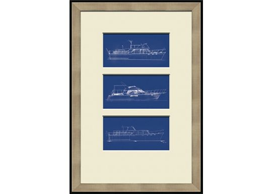 Accessories - Triptych Designs for Cruisers in Navy A