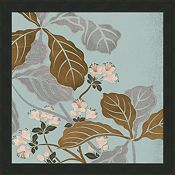 Botanical Textile Design A