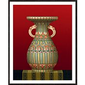 Design for Asian Vases B