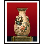 Design for Asian Vases D