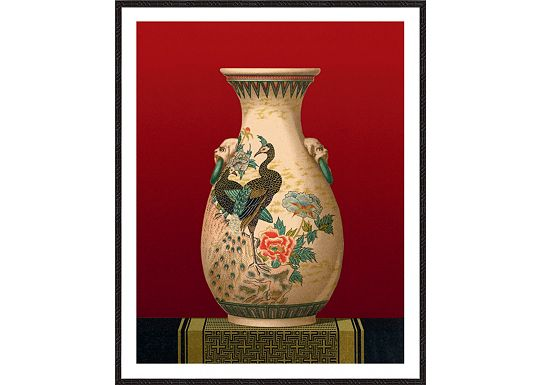 Accessories - Design for Asian Vases D