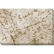Handwritten Mathematical Formula