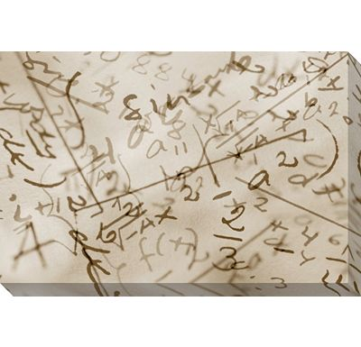 Accessories - Handwritten Mathematical Formula