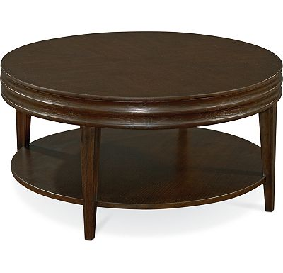 Blueprint - Round Cocktail Table
