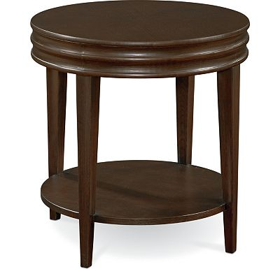 Blueprint - Round End Table